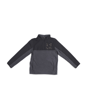 Boys Phenom Quarter Zip Jacket