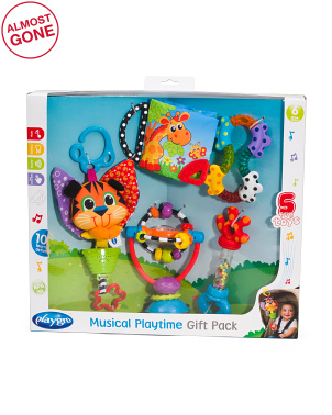 Musical Playtime Gift Pack