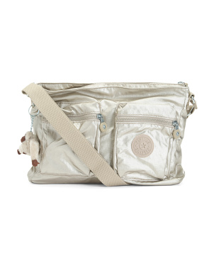 Nylon Coralie 2 Front Pocket Crossbody