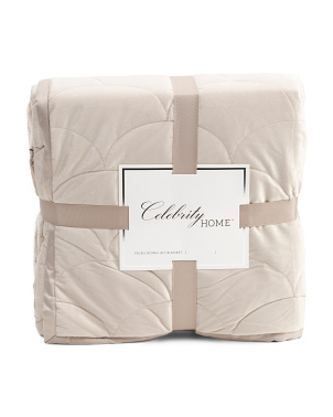 Plush Satin Quilted