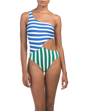 Australian Designed Push It One-piece Swimsuit
