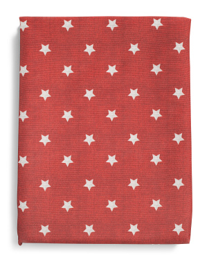 Indoor Outdoor Americana Tablecloth