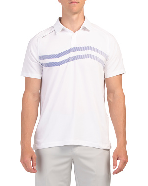 Threadborne Springback Polo
