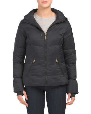 Puffy Down Ski Jacket