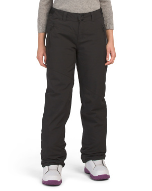 Stretch Insulated Ski Pants