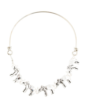 Elephant Parade Collar Necklace