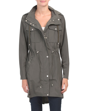 Dakota Water Resistant Anorak Coat