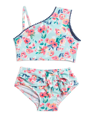 Infant Girls 2pc Spring Dance Swimsuit