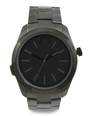 Men's Bold Motion Smartwatch With Bracelet Strap