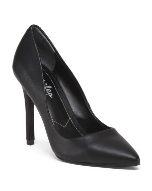 Pointy Toe High Heel Pumps