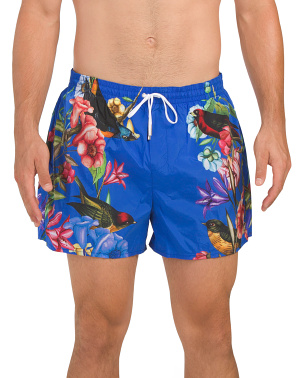 Made In Italy Luxury Swim Trunks