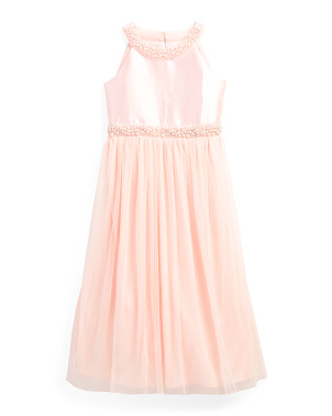 Little Girls Maxi Dress