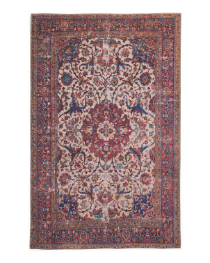 Made In Turkey 5x7 Printed Flatweave Area Rug