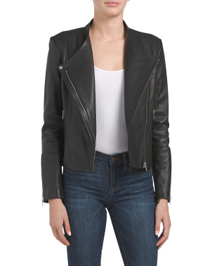 Phelan R Leather Jacket