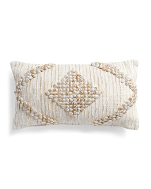 14x26 Tufted Pillow