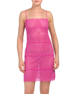 Wildflower Lace Chemise