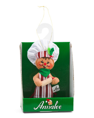 4in Gingerbread Chef