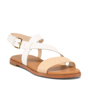 Leather All Day Comfort Sandals