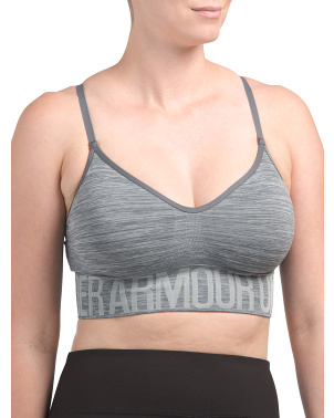 Seamless Logo Band Bra