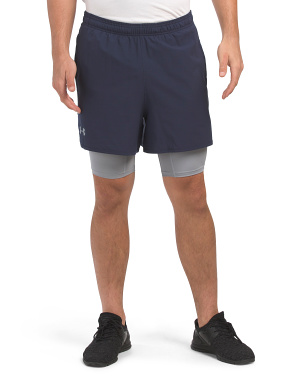 Qualifier 2-in-1 Shorts