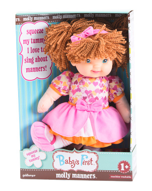 Molly Manners Doll