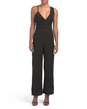 Juniors Australian Designed Asymmetrical Jumpsuit