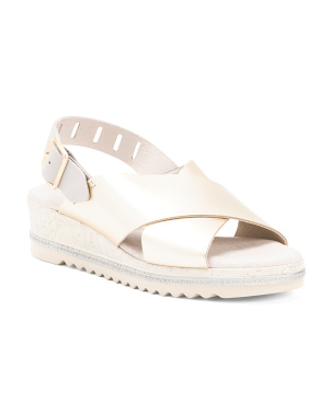 Made In Italy Platform Sandals