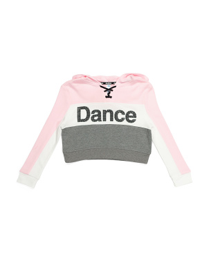 Big Girls Dance Hoodie