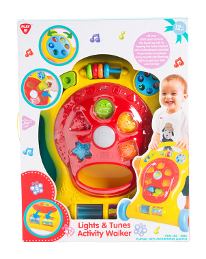 Lights & Tunes Activity Walker