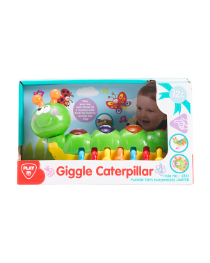 Giggle Caterpillar