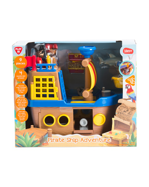 Pirate Ship Adventure Play Set