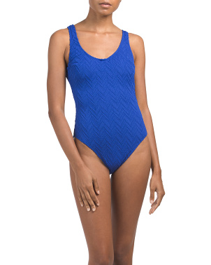 Jazz Tummy Control One-piece Swimsuit