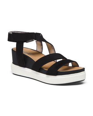 All Day Comfort Wedge Sandals
