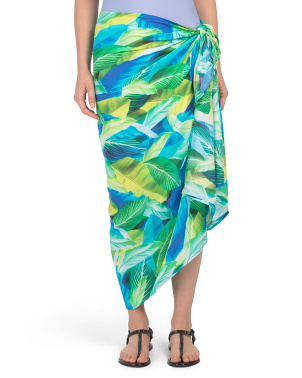 Tropic Pareo Wrap