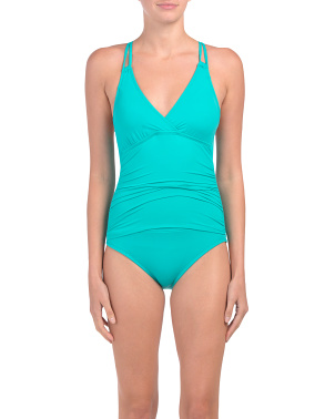 Island Goddess One-piece Swimsuit