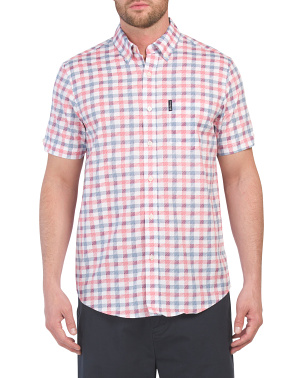 Short Sleeve Print Shirt
