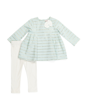 Infant Girls Tunic & Legging Set