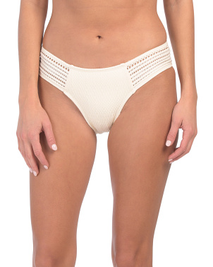 Perla Side Tab Swim Bottom