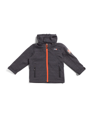 Toddler Boys Jacket With Hood