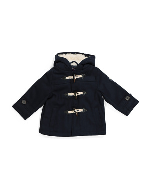 Infant Boys Hooded Jacket