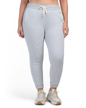 Plus Campus French Terry Joggers