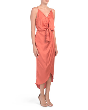 Australian Designed Ruched Midi Dress