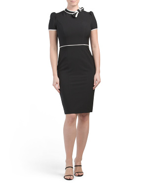 Petite Sheath Dress
