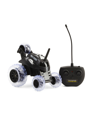 Toy Radio Control Monster Spinning Car