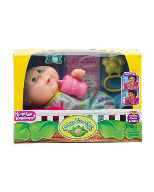 11in Naptime Newborn Doll
