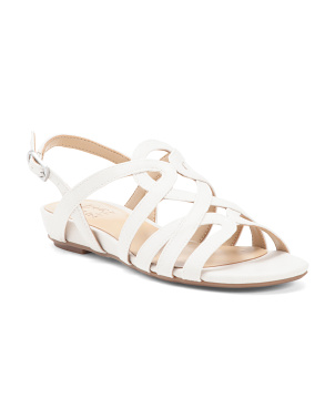 Comfort Demi Wedge Sandals