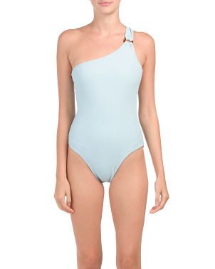 Jenna One Shoulder One-piece Swimsuit