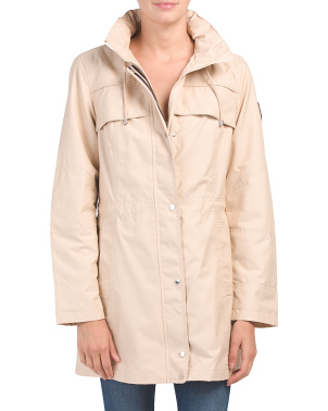 Lightweight Anorak Coat