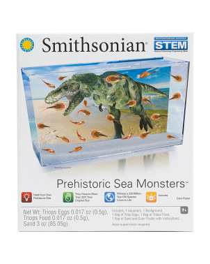 Prehistoric Sea Monsters Set