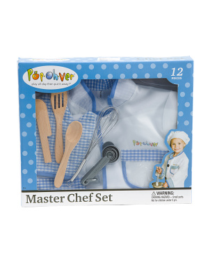 12pc Master Chef Set